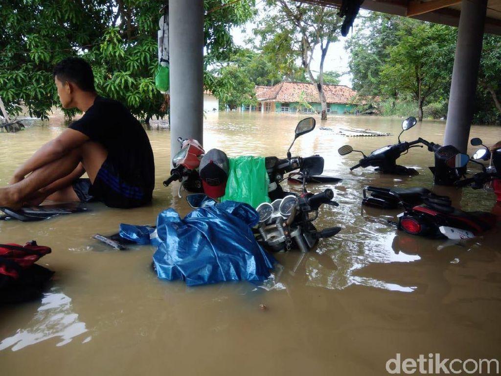 Pemkab Karawang Tetapkan Status Tanggap Darurat Banjir 14 Hari