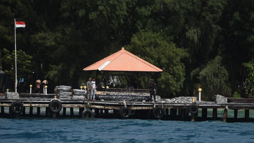 Melihat Lebih Dekat Jeroan Pulau Sebaru untuk Observasi Corona