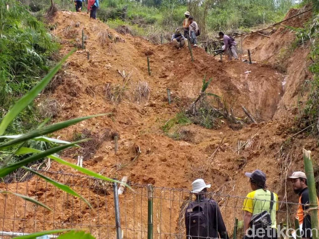 Rawan Longsor, Situs Gunung Padang Cianjur Dipantau Ketat