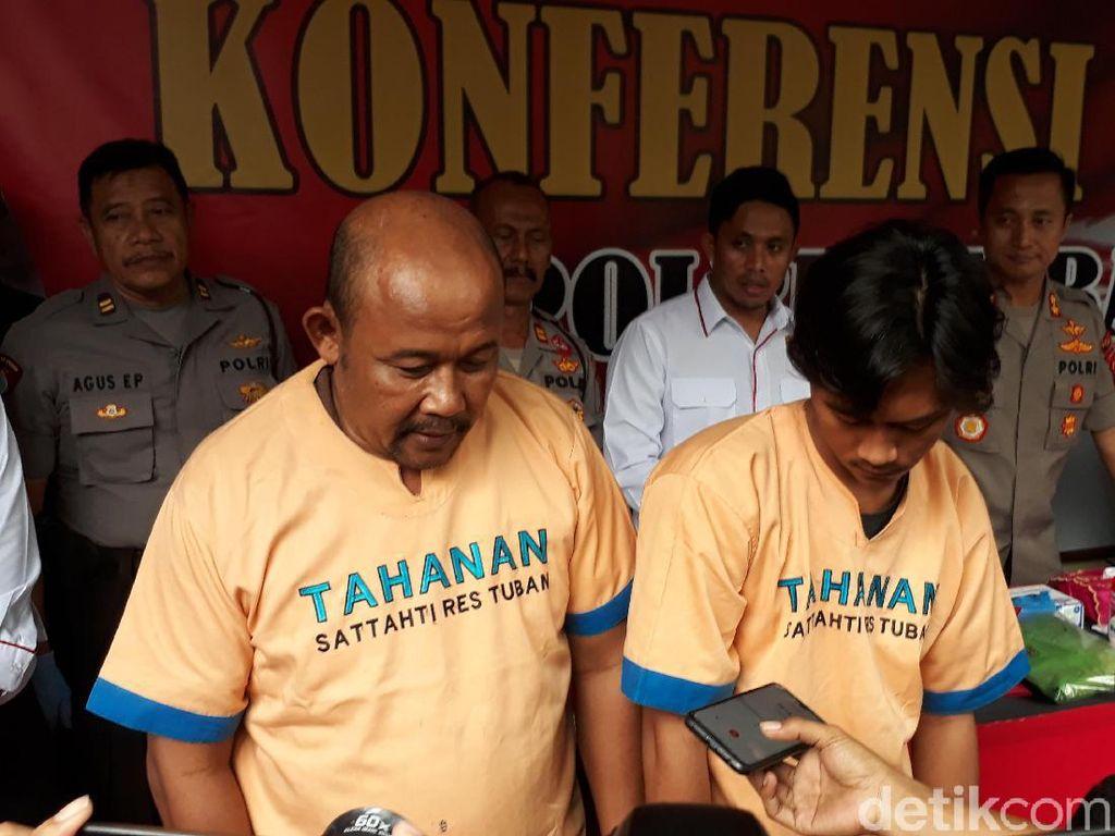 Ayah Ajak Anaknya Mencuri hingga Harus Mendekam di Balik Jeruji Besi