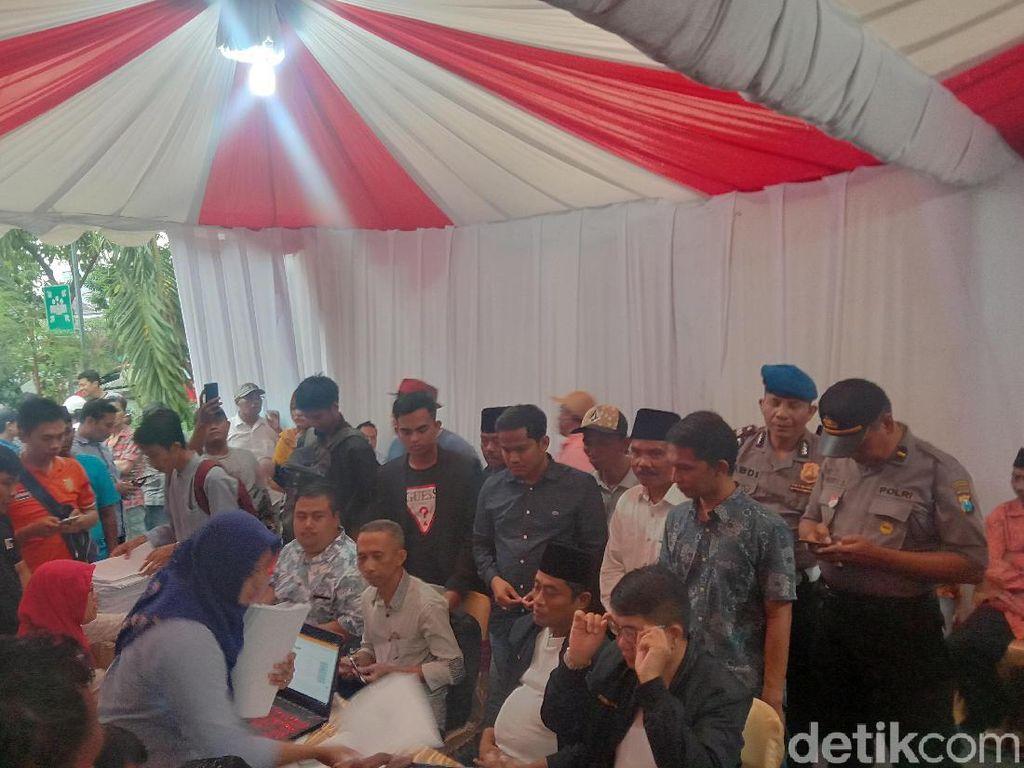 KPU Tetapkan Satu Paslon Independen yang Bertarung di Pilwali Surabaya