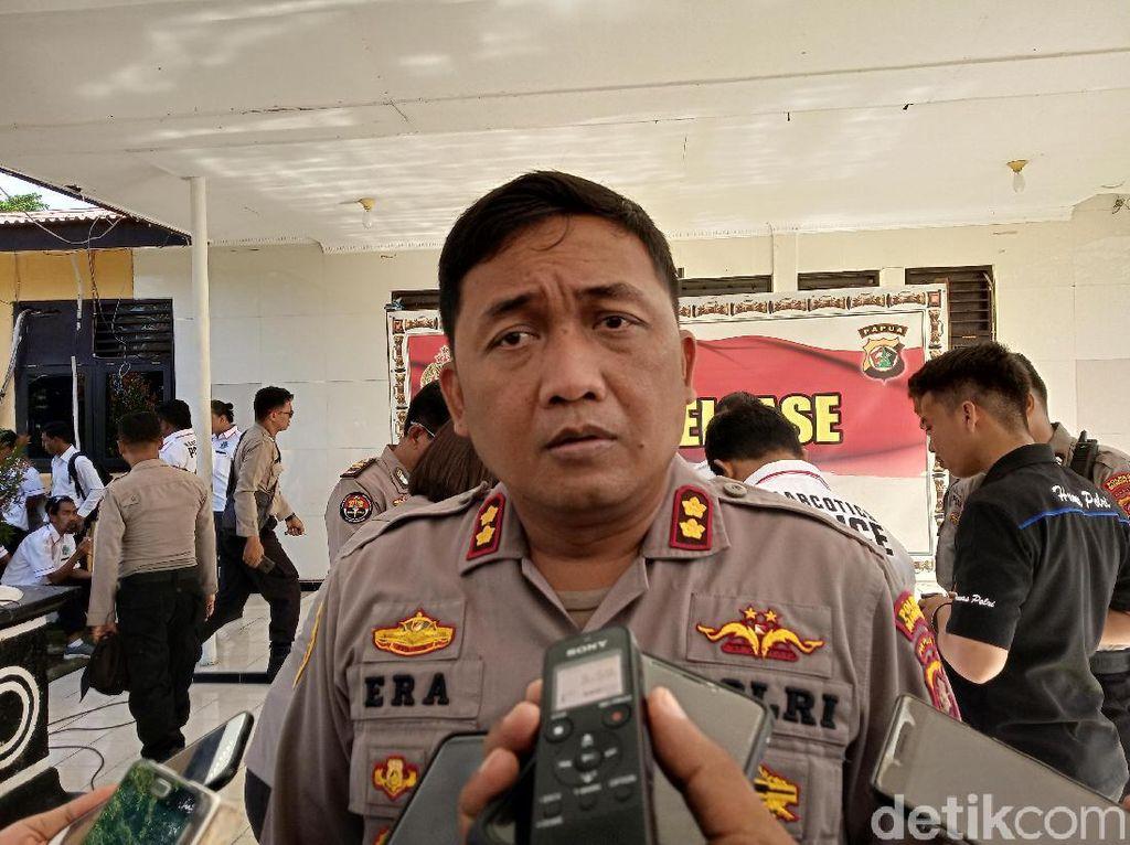 KKSB Penyandera Guru di Arwanop Serang Pasukan Brimob, 1 Anggota Tewas