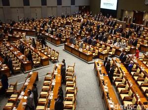 DPR Sahkan UU Kerja Sama Internasional RI Bidang Hukum Pidana-Pertahanan