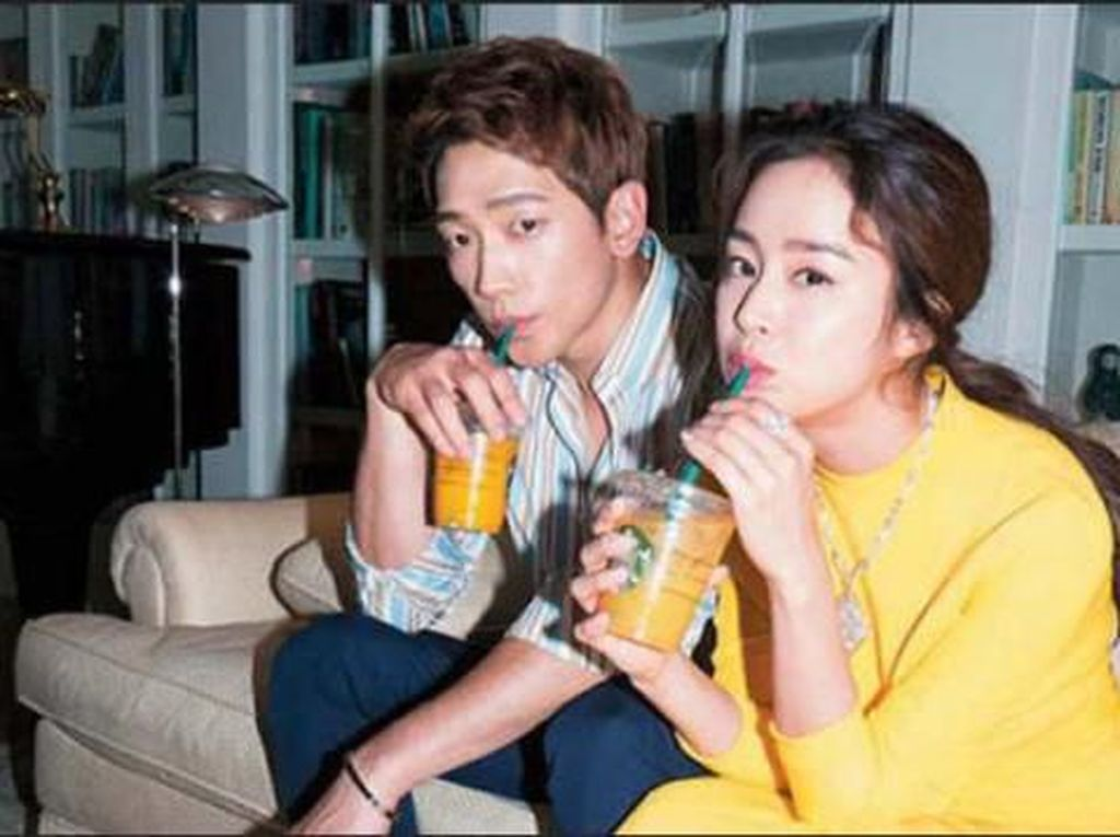 Rain Mengaku Sudah Lama Naksir Kim Tae Hee Sebelum Akhirnya Pacaran