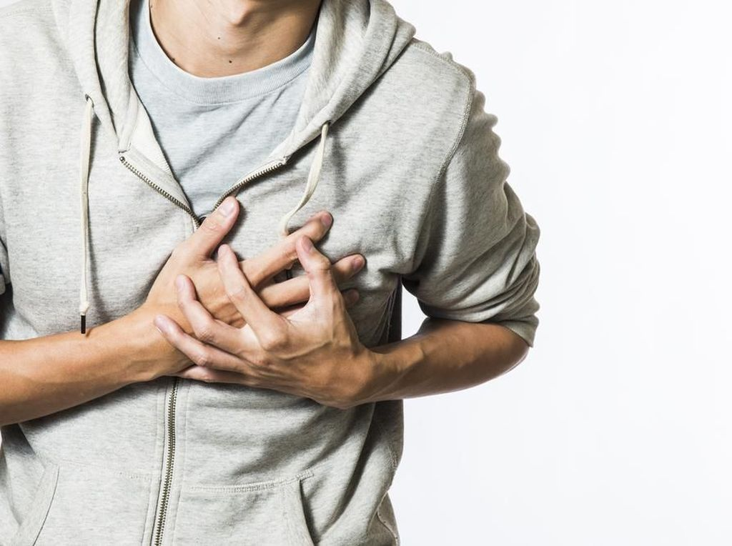 Berisiko Sakit Jantung, Apa Beda Gejala pada Pria dan Wanita?