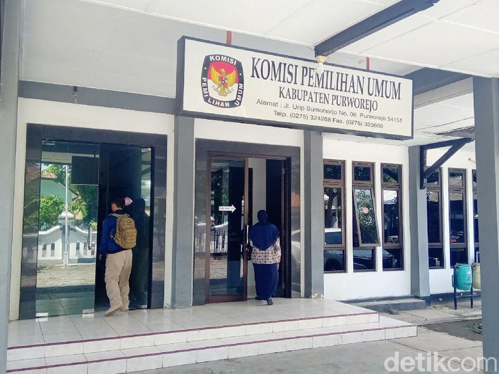Masih Ada Gugatan, KPU Purworejo Tunda Penetapan Paslon Terpilih