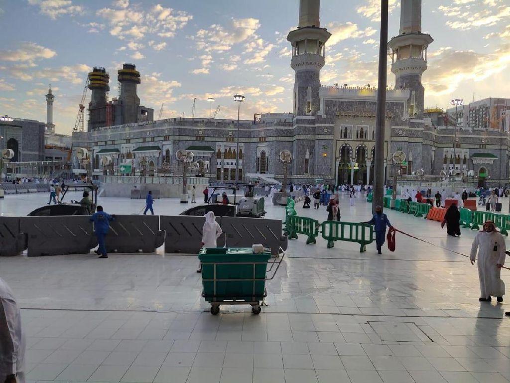 Nasib Jamaah Umroh di Turki yang Urung masuk Arab Saudi karena Corona