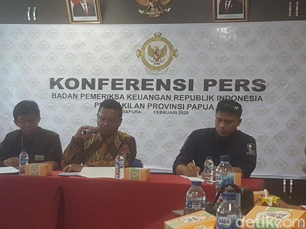 BPK Papua Telusuri Dugaan Dana Otsus Didepositokan