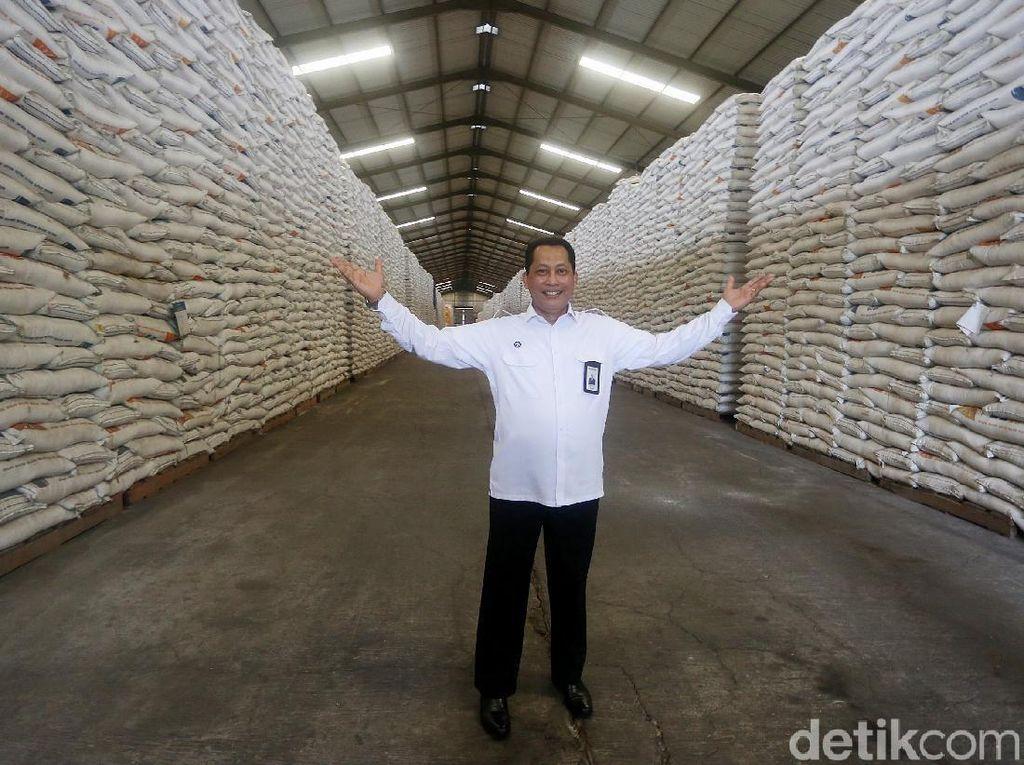 Anggota DPR ke Buwas: Panjenengan Sama Mendag Ada Masalah Apa?
