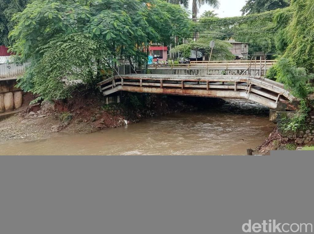 Jakarta Terancam Tenggelam, Sodetan Ciliwung Tembus 1,26 Km Tahun Ini