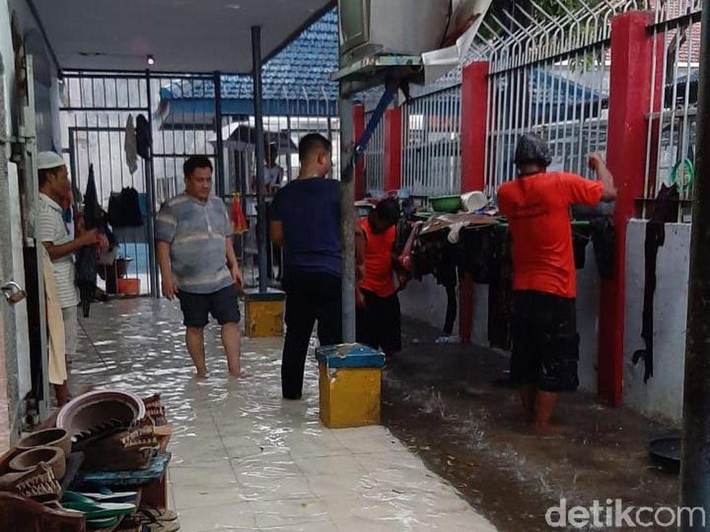 Lapas Ponorogo Kebanjiran, Tahanan Kebingungan