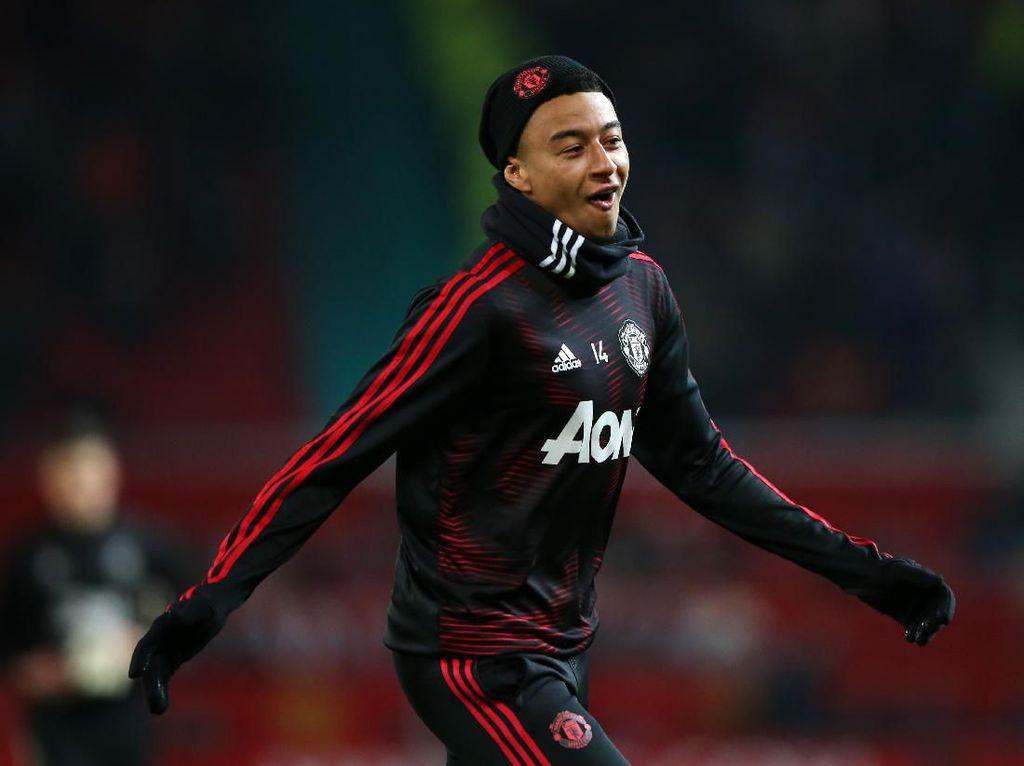 Manchester United Tambah Kontrak Jesse Lingard