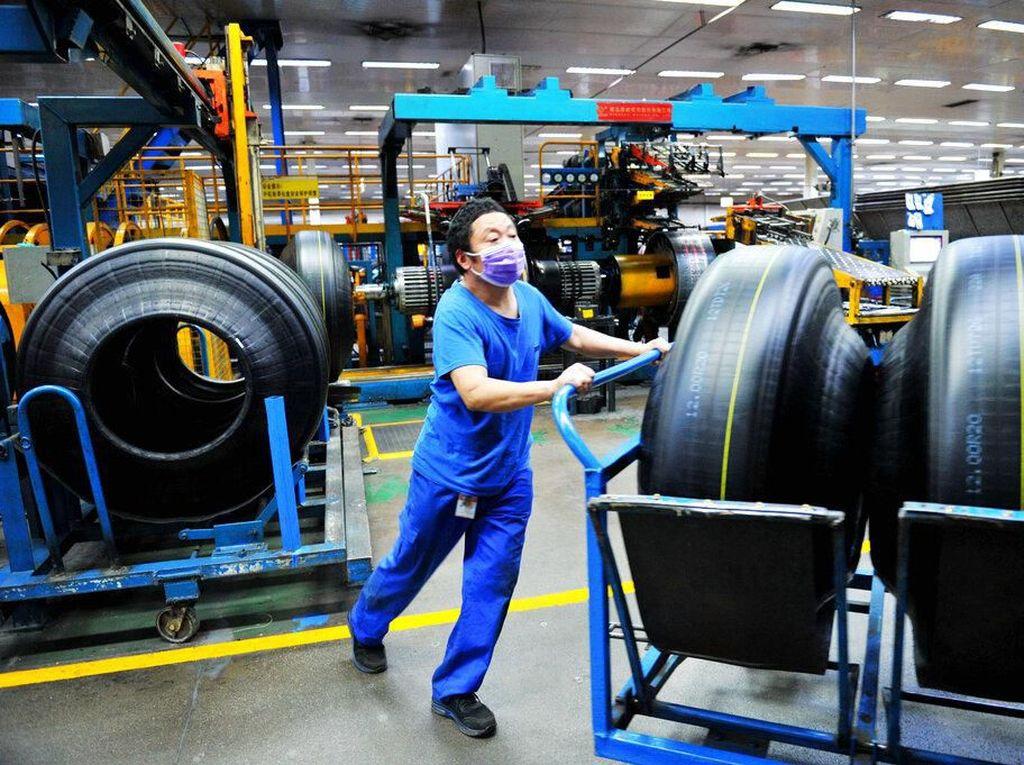 Industri di China Rontok Dihantam Virus Corona
