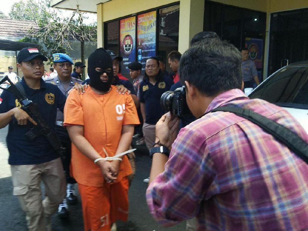 Ayah Cekik-Buang Delis ke Gorong-gorong, Polisi: Pembunuhan Berencana