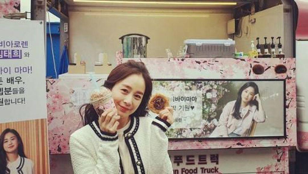 Ini Momen Seru Kuliner Kim Tae Hee yang Jadi Ibu di Hi Bye, Mama!