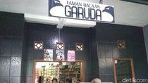 Taman Bacaan Garuda Kecintaan Generasi 90-an di Cimahi