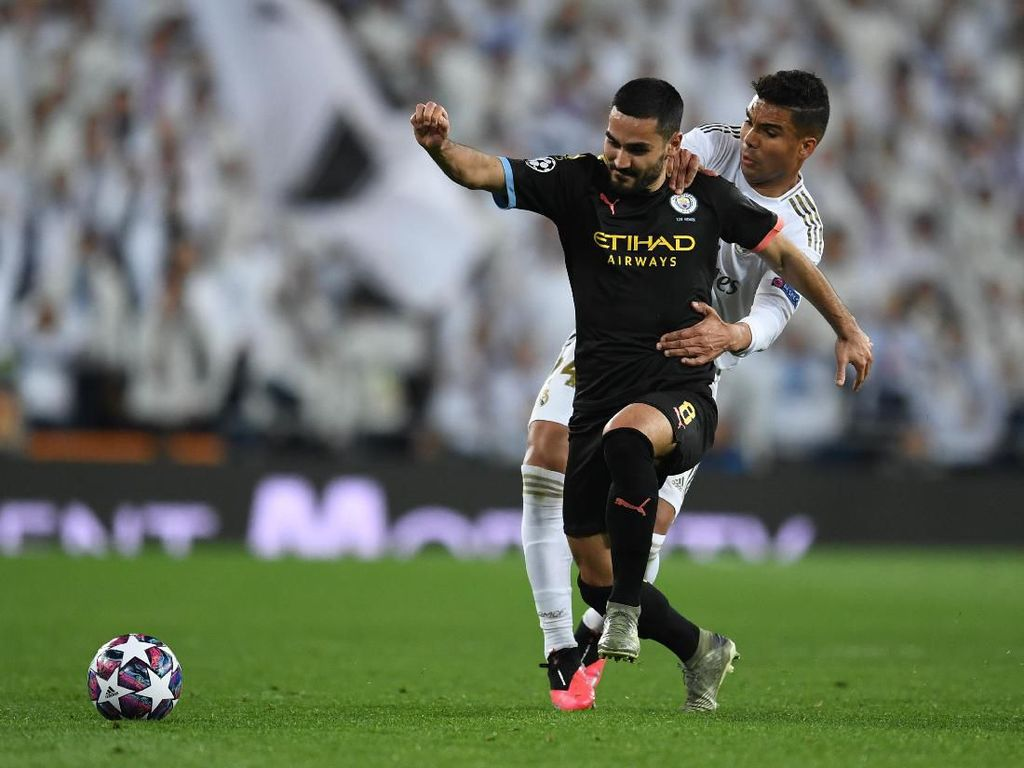 Man City Vs Madrid Akan Ditentukan Detail-detail Kecil