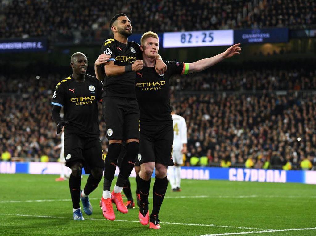 Man City Juarai Piala Liga Inggris 3 Kali Beruntun