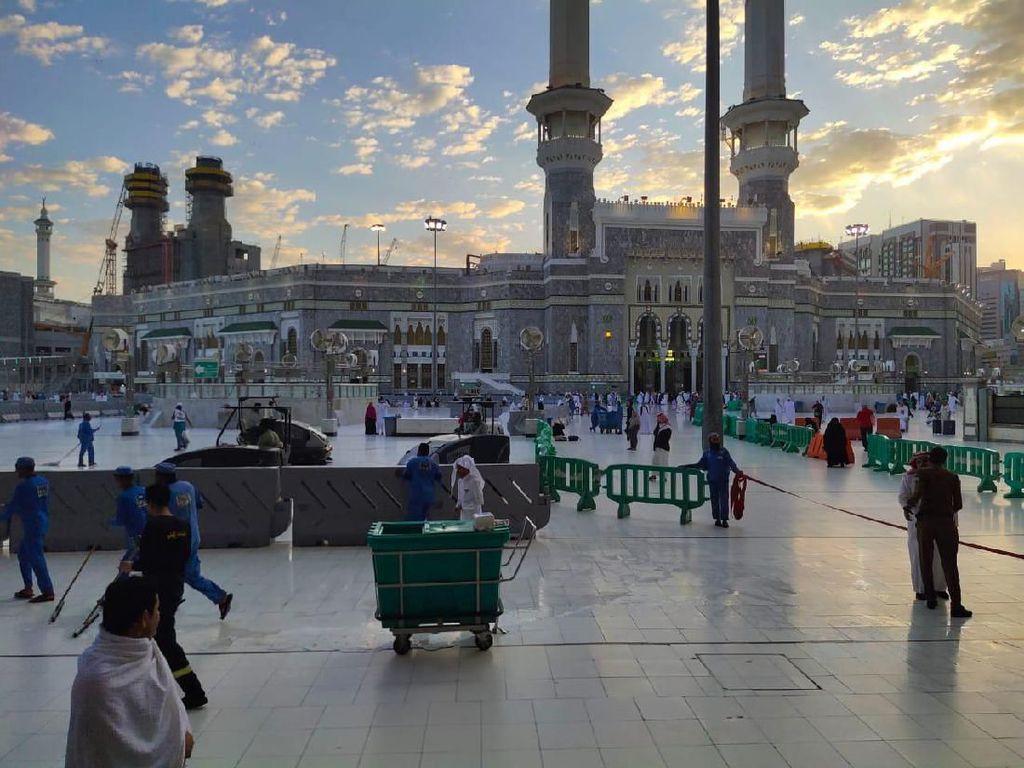 Agen Travel: Ada Jemaah Tertahan Proses Screening di Arab Saudi