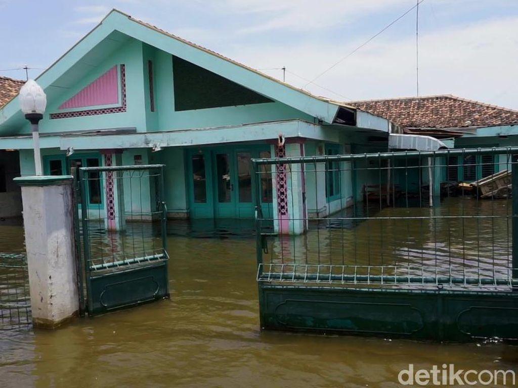 21 Pompa Air Dikerahkan, Banjir di Kota Pekalongan Mulai Surut