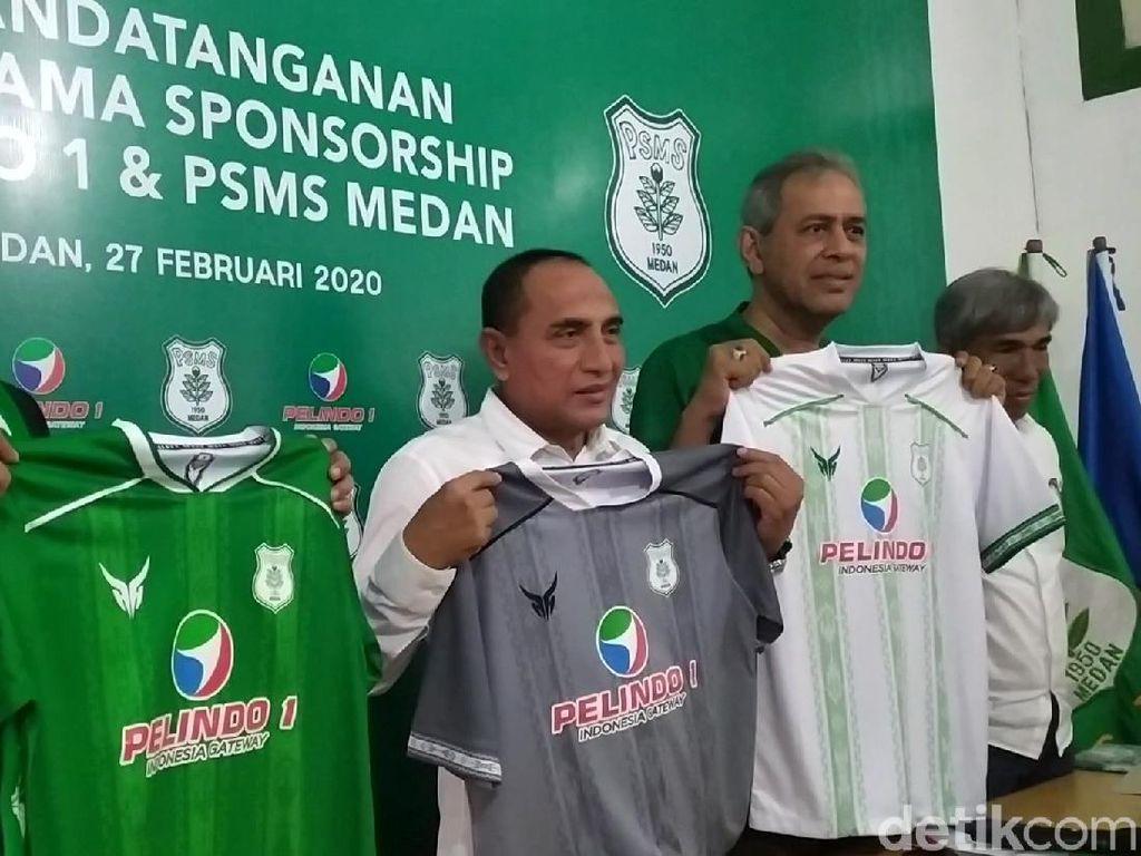 Gubernur Edy Ingin PSMS Kuatkan Fisik Biar Cepat ke Liga 1