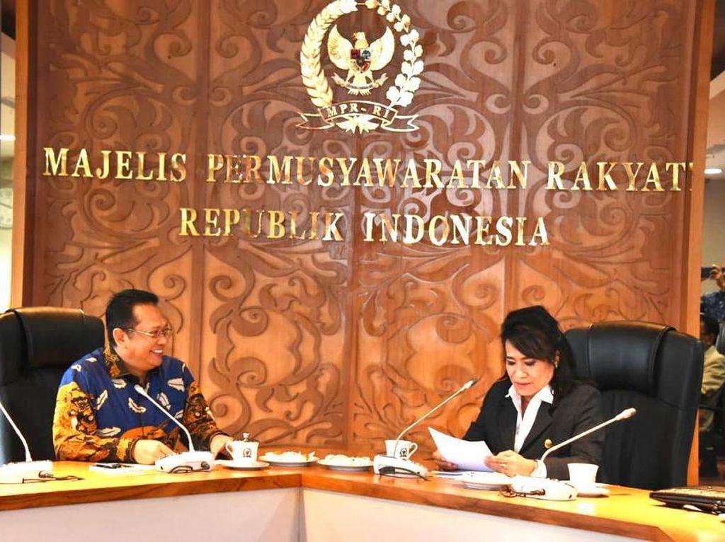 Ke Advokat, Ketua MPR: Harus Jadi Peacemaker