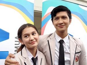 Pacaran Betulan, Aditya Zoni dan Zoe Jackson Canggung Main Sinetron Bareng