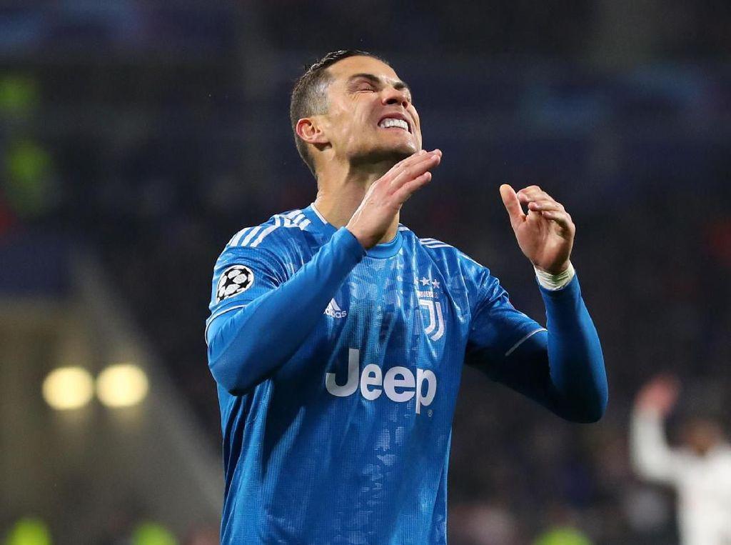 Lyon Vs Juventus: Si Nyonya Tua Tumbang 0-1