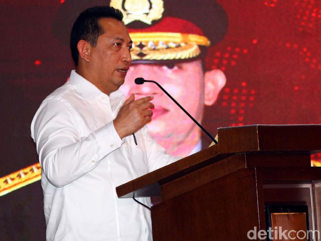 PD Tunggu Gagasan Besar Calon Kapolri Komjen Listyo Sigit di Komisi III