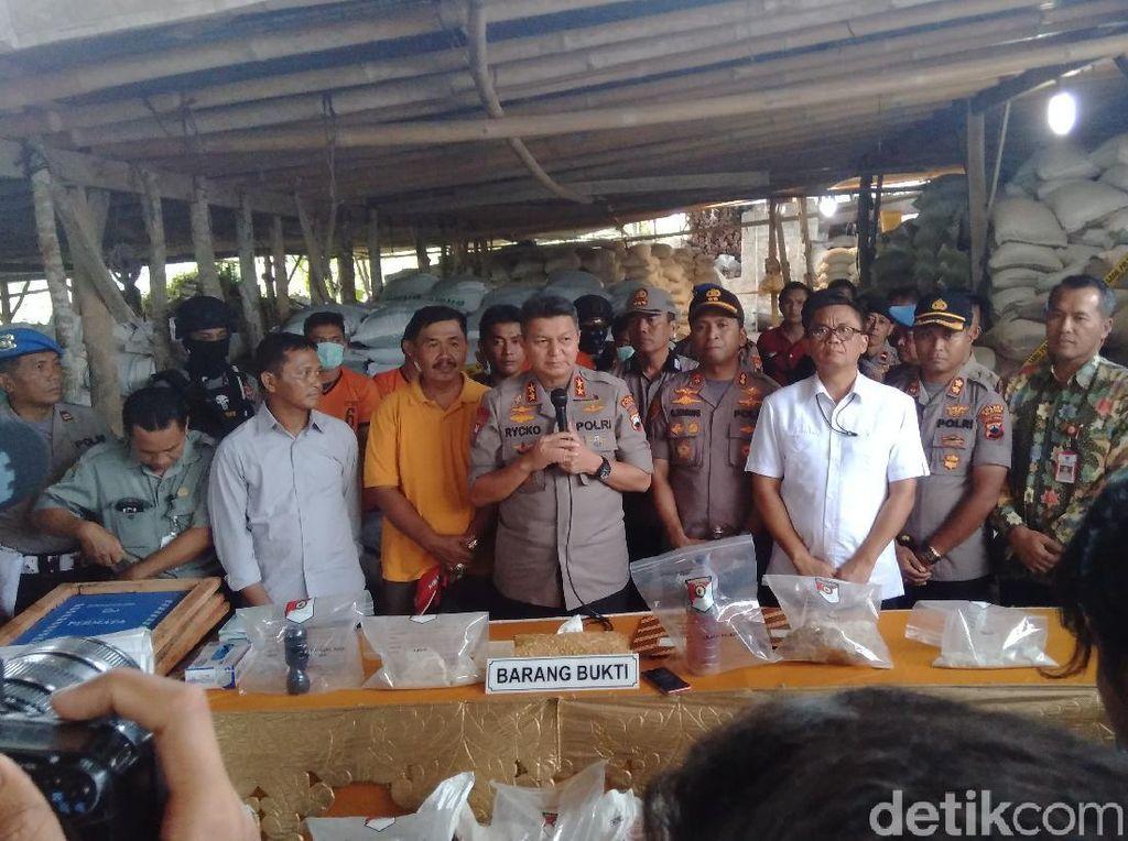 Polisi Gerebek 7 Pabrik Produsen Pupuk Palsu di Wonogiri-Gunungkidul