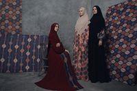 Produk busana muslim Indah Dewi Pertiwi