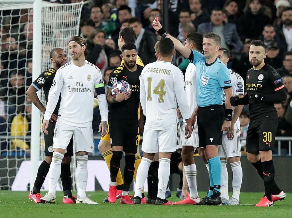 Bagaimana Laga Madrid di Liga Champions Usai Pemain Kena Corona?