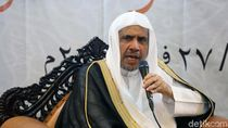 Sekjen Liga Muslim Dunia Puji Harmonisasi Beragama di Indonesia