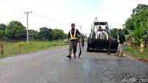 87 Titik Jalan di Sumsel Rusak, Pemprov Gelontorkan Rp 1,34 Triliun