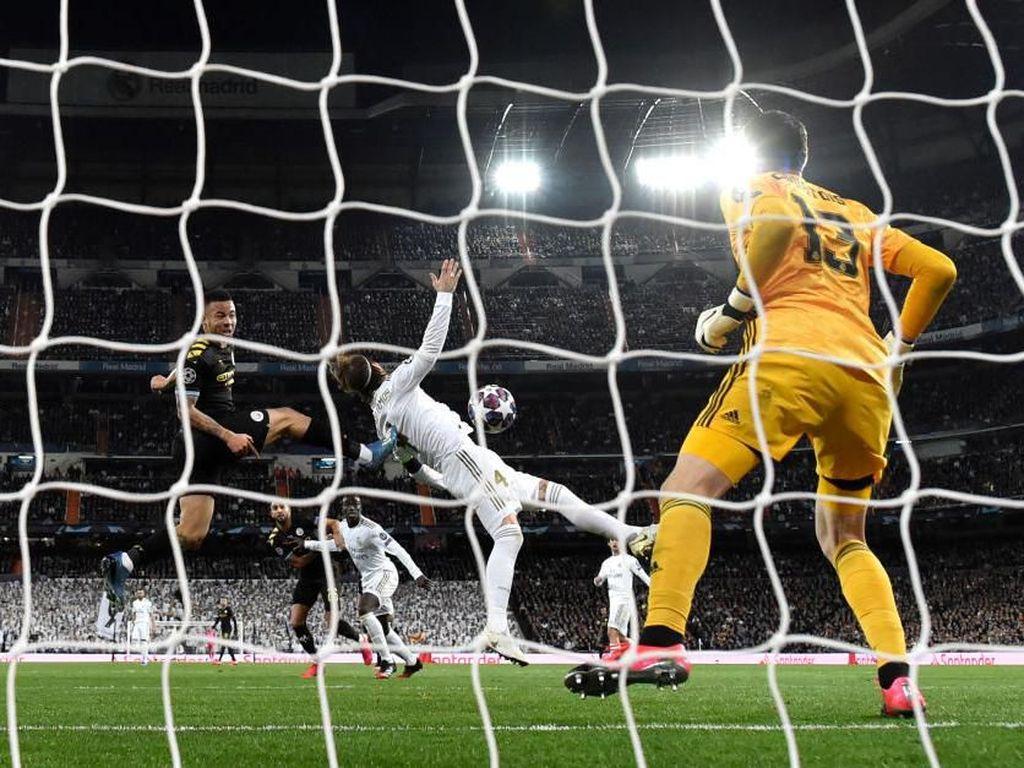 10 Menit yang Mengubah Laga Real Madrid