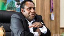 Legislator Papua soal Pengamanan Kontingen PON: Jangan Seperti Perang