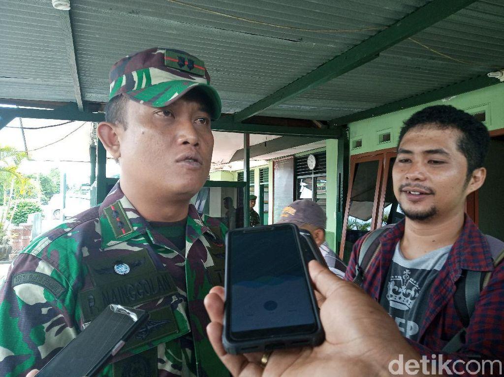 Prajurit TNI Papua Gugur Diberi Kenaikan Pangkat, Akan Dimakamkan di Baubau