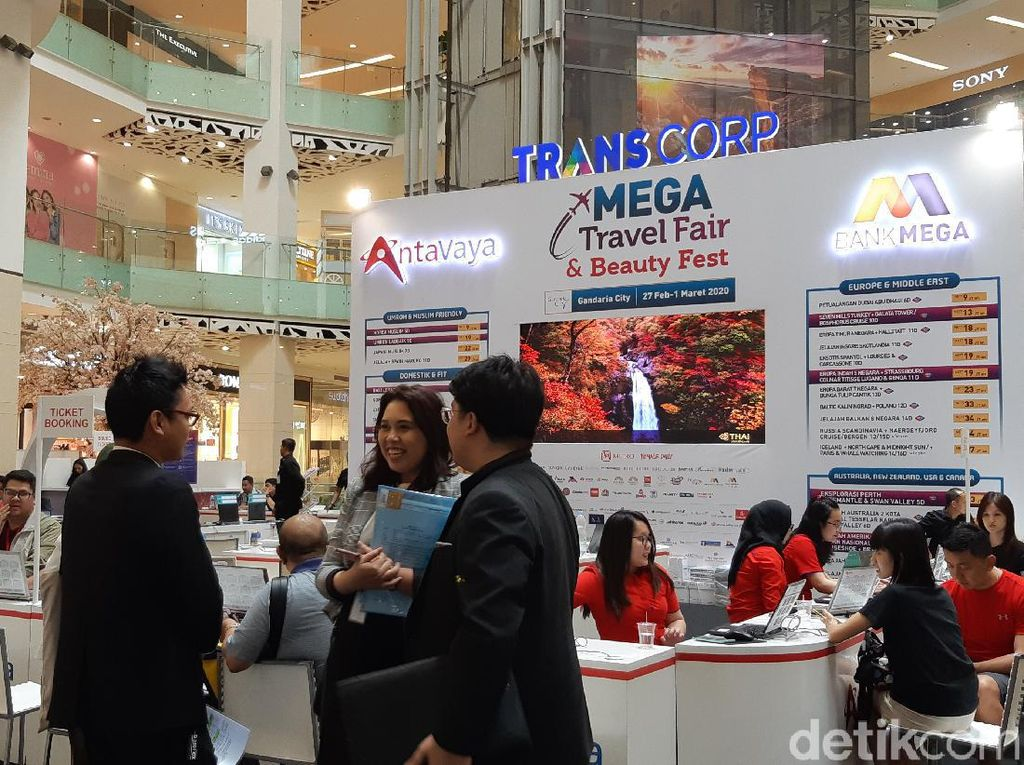 Kemungkinan, Travel Fair Akan Ada Lagi Tahun 2021