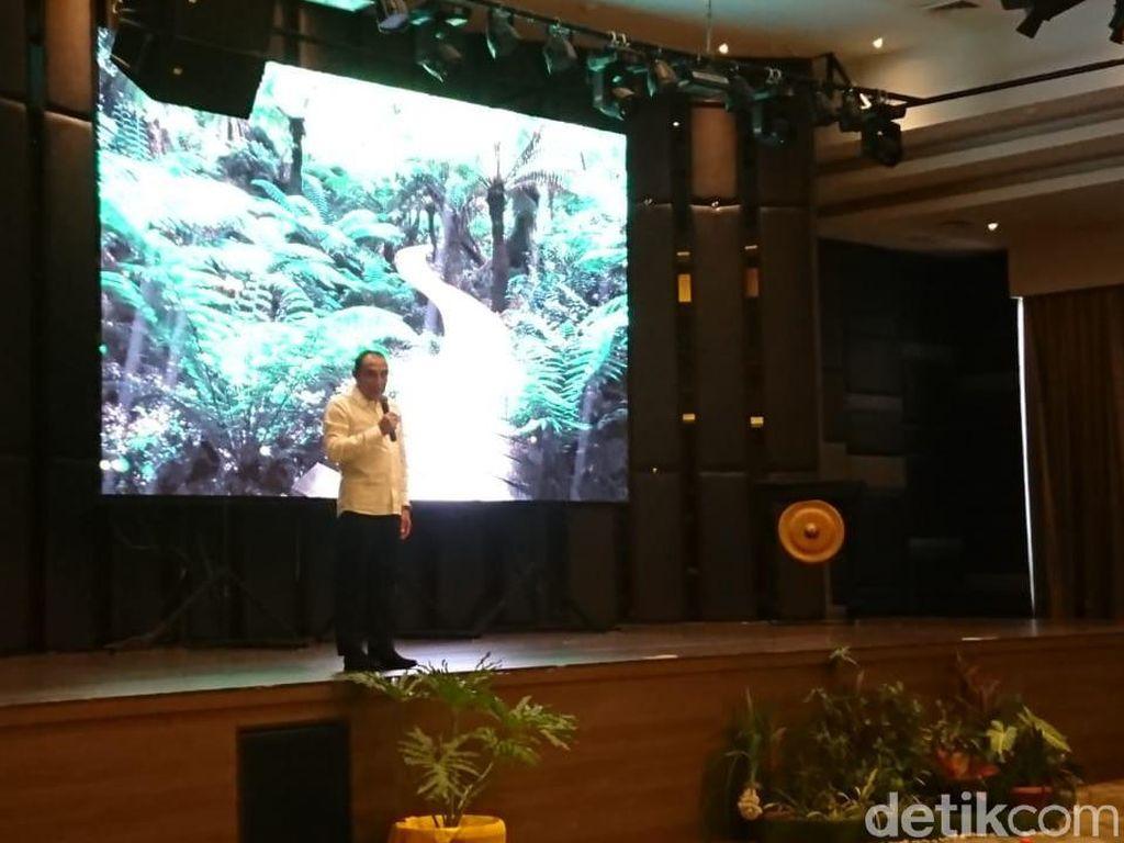 Gubsu Edy Curhat Dilempar Sampah Saat Susur Sungai di Medan