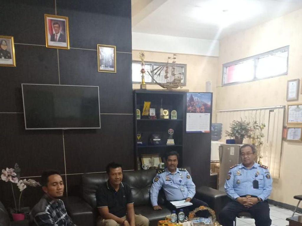 Dua Napi Teroris di Lapas Sentul Asal Bandung Hirup Udara Bebas
