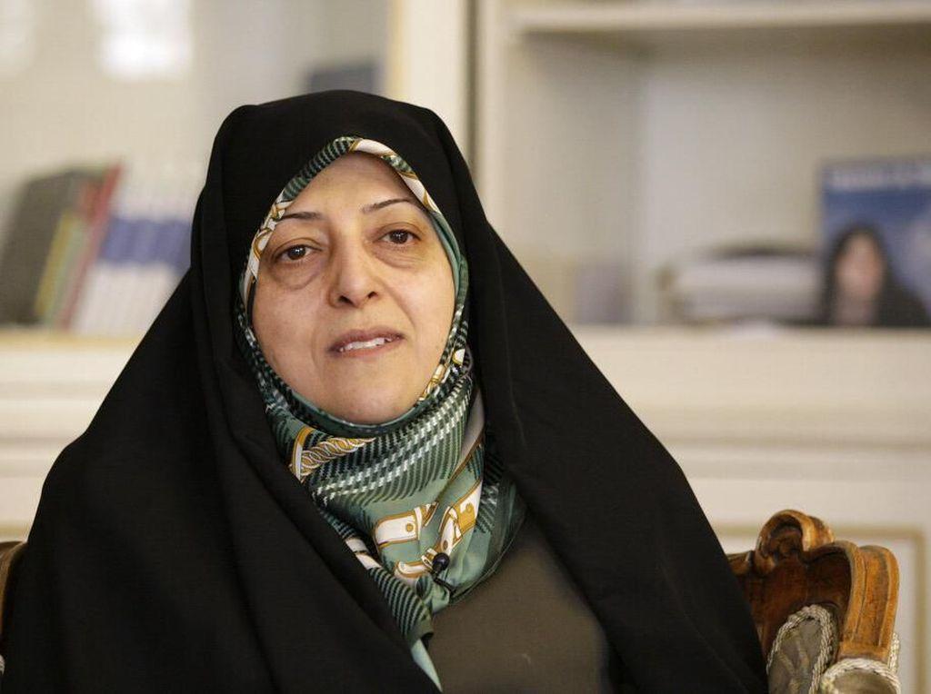 Video Wakil Presiden Iran Positif Virus Corona