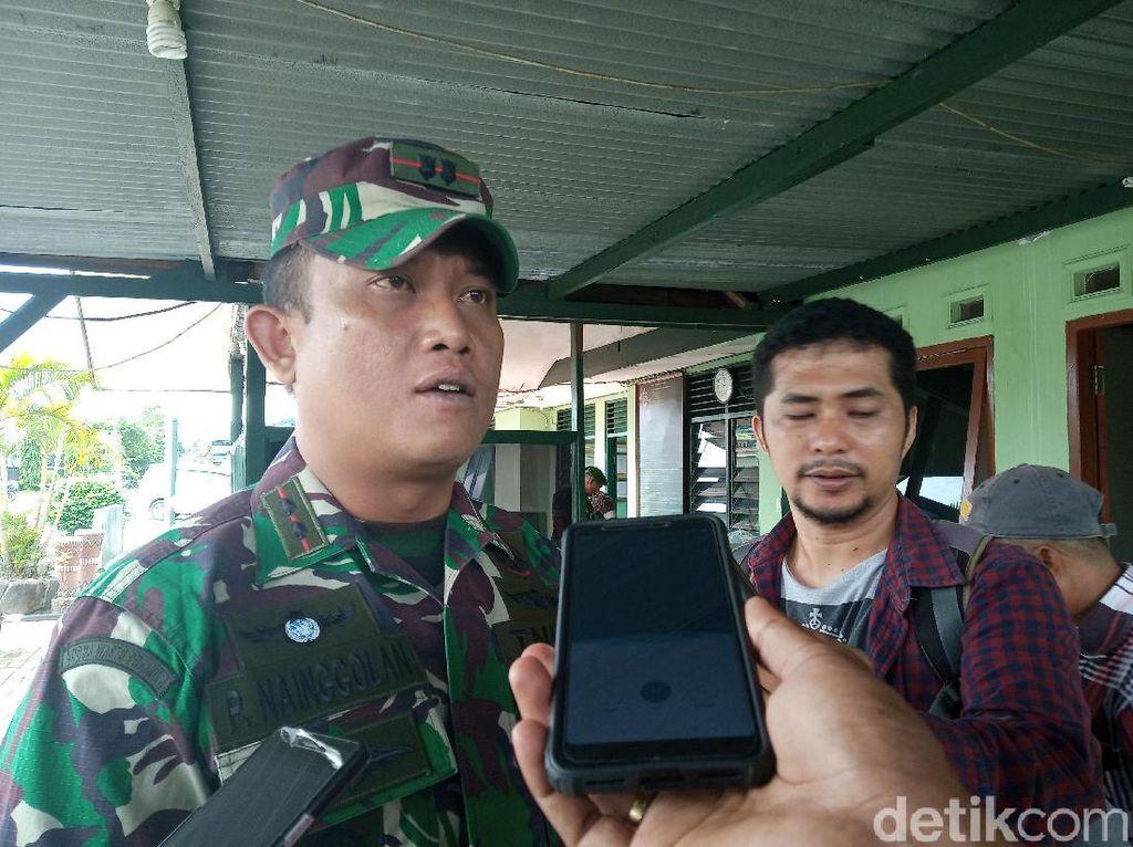 Pasca-serangan KKSB ke Koramil Jila di Timika, Status Pos TNI Siaga 1