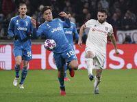 Juventus Vs Lyon: Les Gones Tak Gentar Meski Bianconeri Lebih Bugar