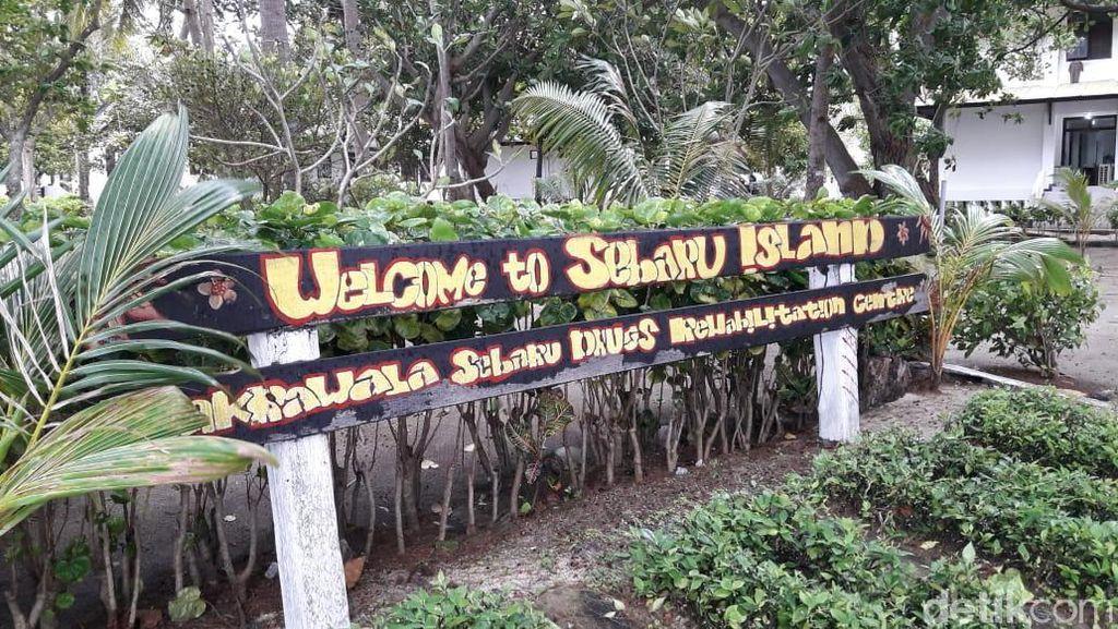 Potret Pulau Sebaru Tempat Observasi 188 WNI ABK World Dream