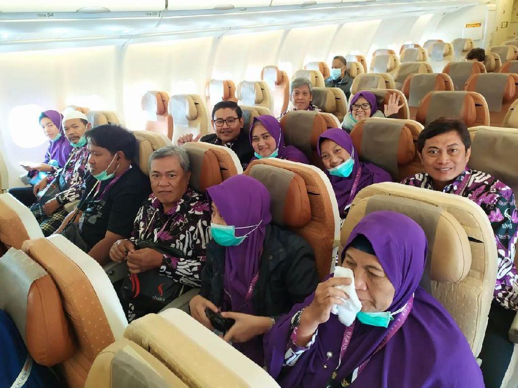 Tiba di Singapura, 19 Jemaah Umroh Travel Shafira Malah Balik Lagi ke Indonesia