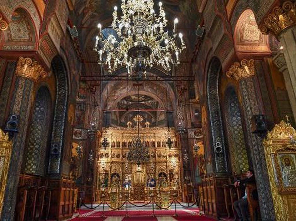 Gereja Ortodoks di Ethiopia Rayakan Paskah di Tengah Pandemi Corona