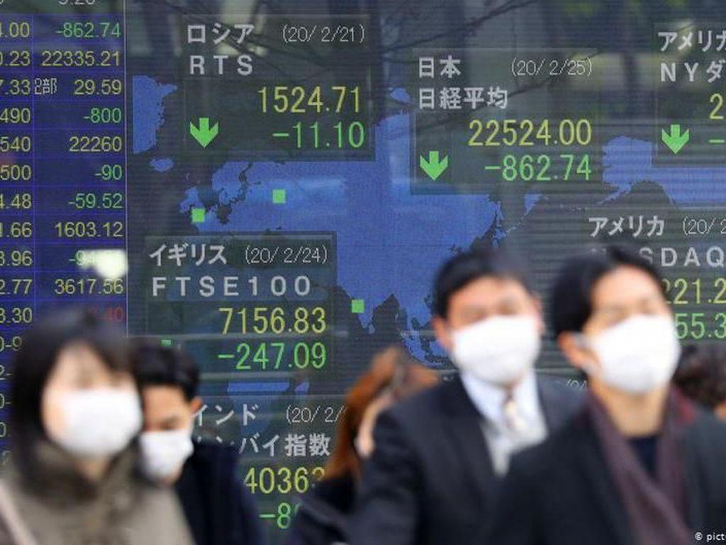 IMF Guyur Bantuan Rp 700 T, Bursa Asia Kompak Menghijau