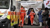 Pasien Corona di Italia Melonjak Jadi 655 Orang, 17 Orang Meninggal