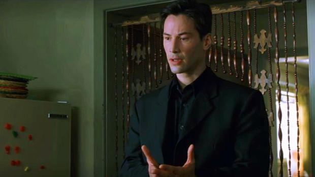 The Matrixdok. Warner Bros