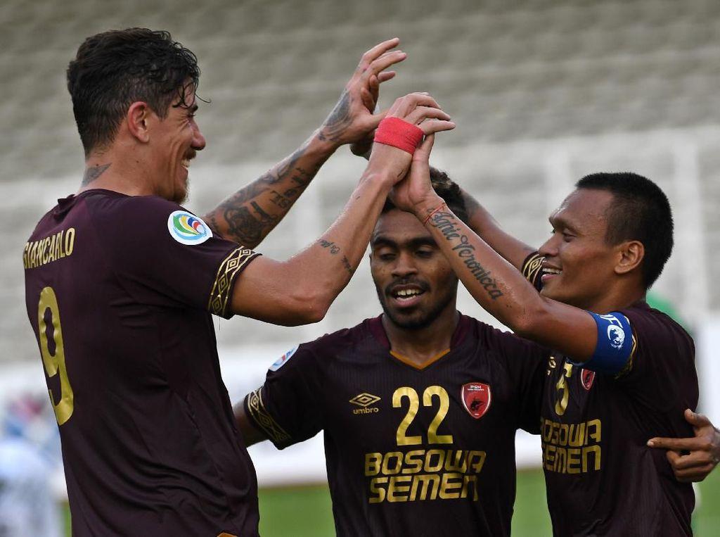 PSM Jaga Kekompakan Demi Target Juara Liga 1 2020